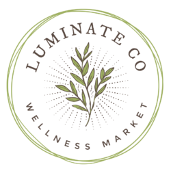 Luminate Co Wellness Market Logo